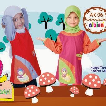 Kaos Muslim Anak Perempuan