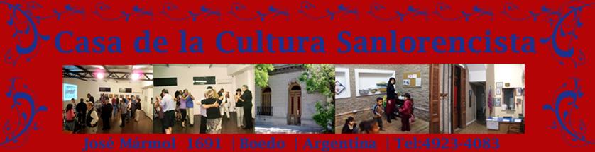 Casa de la Cultura Sanlorencista