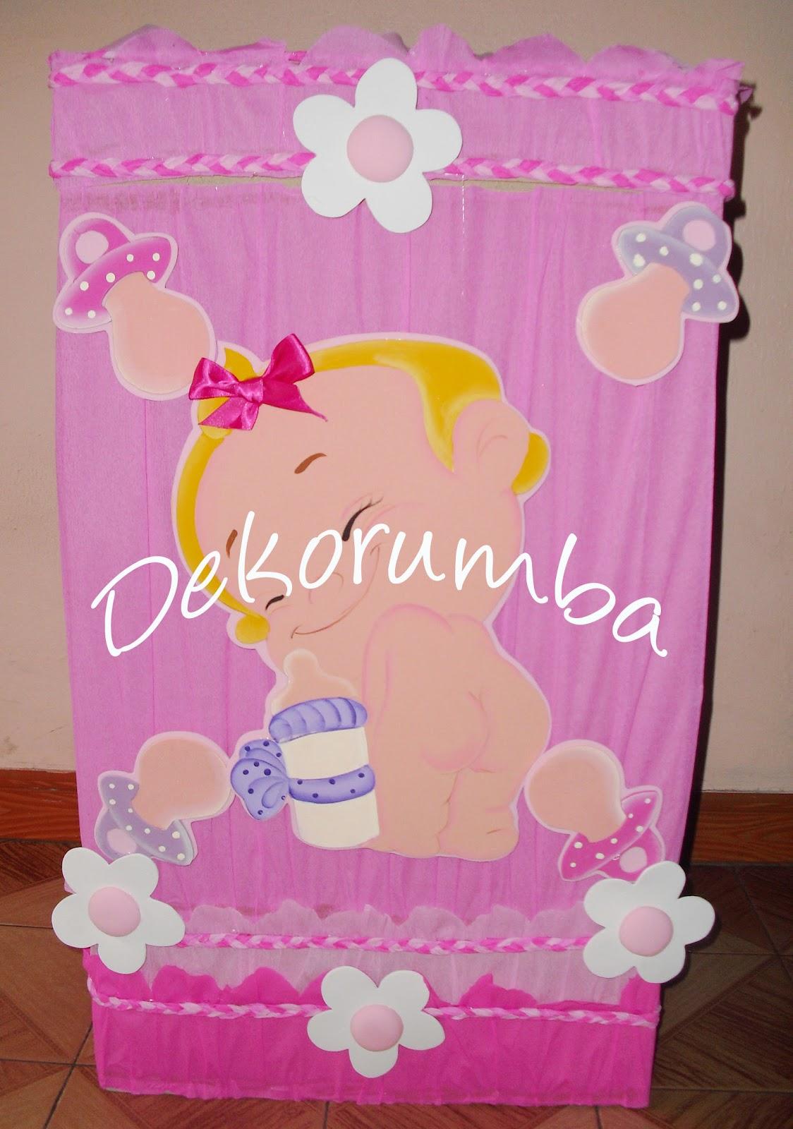 Caja De Regalos Para Baby Shower III