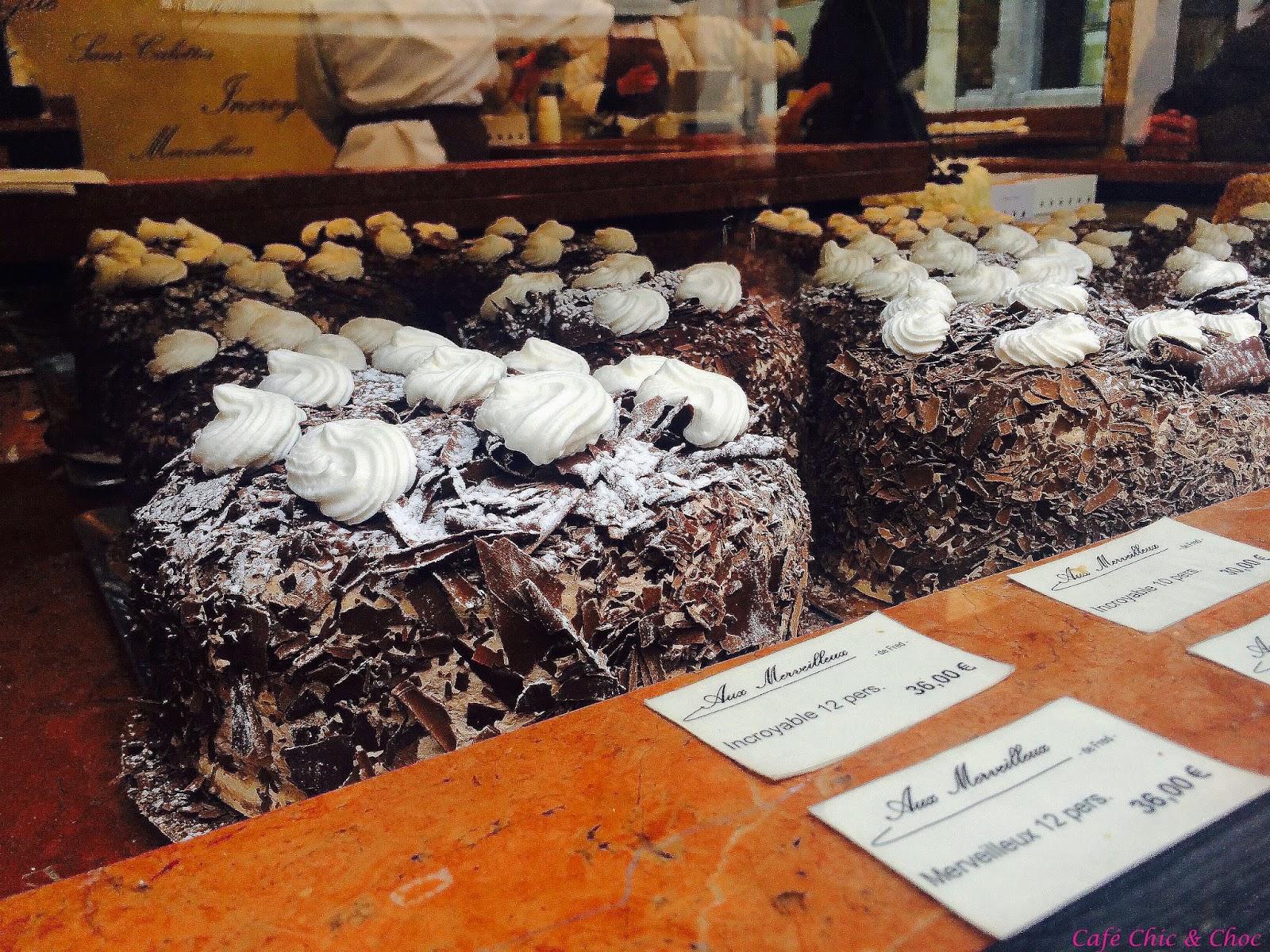 Cafe Chic Choc - blog o Francji kuchnia francuska cukiernia Lille
