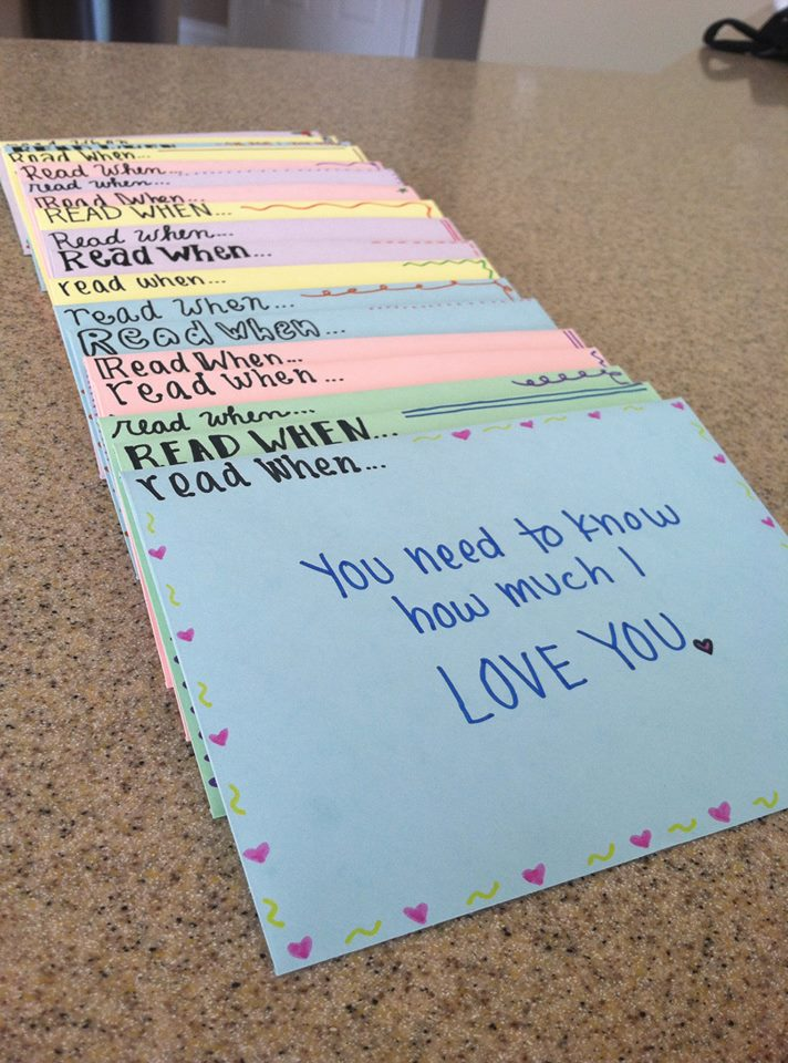 Thoughts Of A Missionary Girlfriend Read When Letters