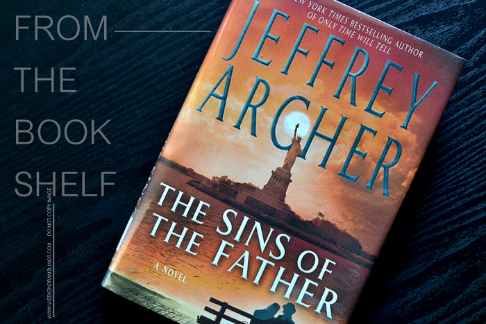 Book Review Jeffrey Archer The Sins of The Father Indian Blog