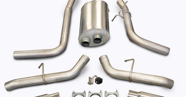 Exhaust System Installation For 2007 350