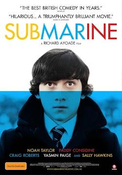 Cậu Bé Nổi Loạn - Submarine (2010) Poster