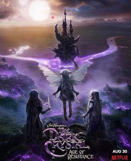 """The Dark Crystal: Age of Resistance"" Poll UP NOW !!"