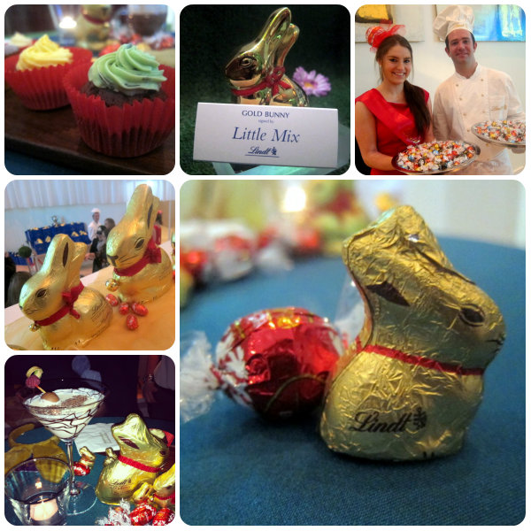 Lindt Make Easter Sweet For Temple Street campaign launch 2013