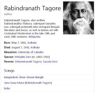 Rabindranth Tagore
