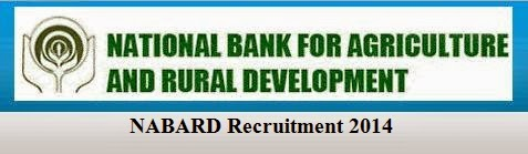 NABARD Recruitment 2014