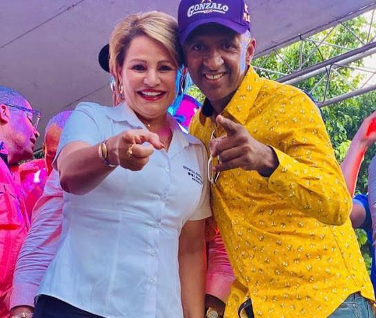 """Lucia Medina dice """"Nolio"""" De León ganará abrumadoramente en Bohechío"""