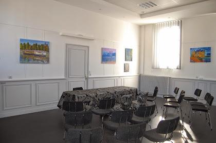 Exposition à la Mairie de l'huisserie (53)