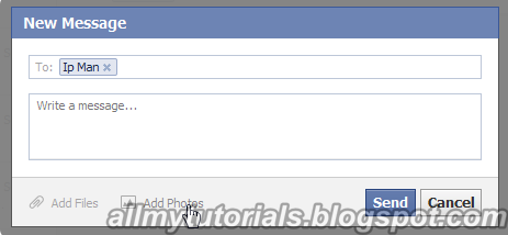 Select And Send Multiple Images On Facebook Chat
