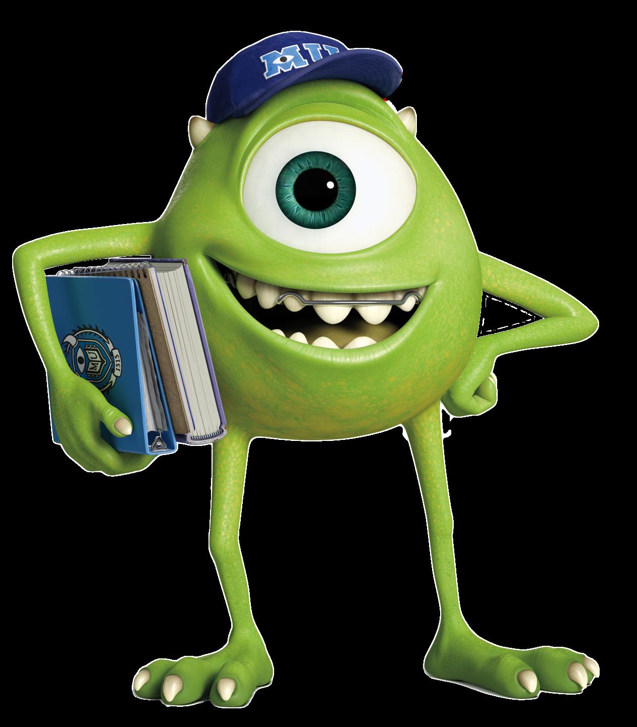 Cartoon Characters Monsters : Cartoon characters monsters inc png