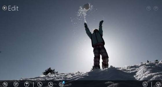 Versão em formato de app do programa mais popular de edição de fotos