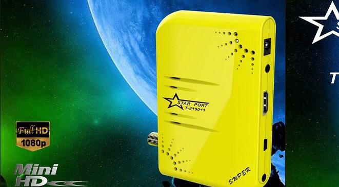 STARPORT T-8100+1 mini STARPORT+T-8100%2B1+