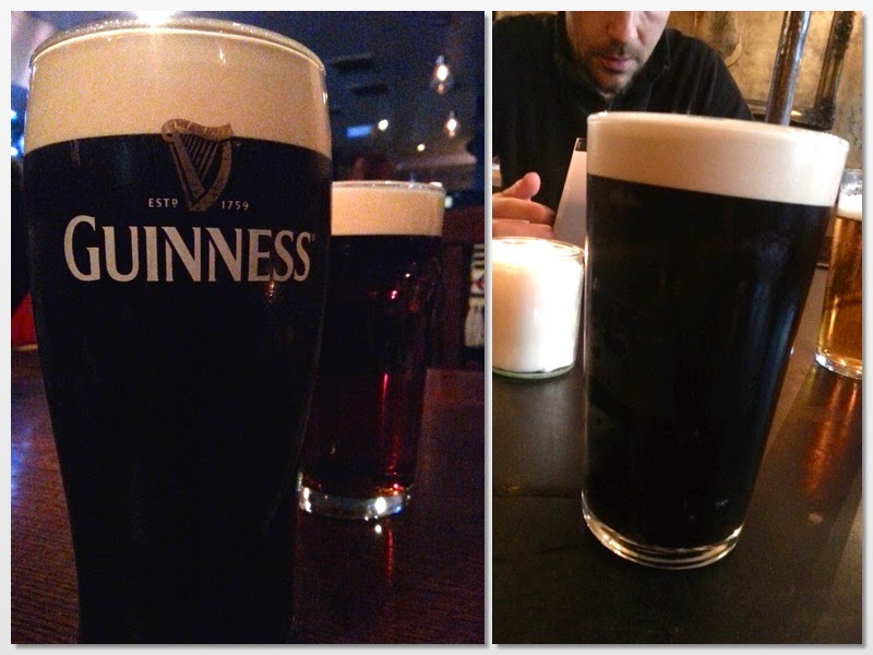 Guinness is the new Jell-O (29 Things I Learned in London) @TheBareMidriff