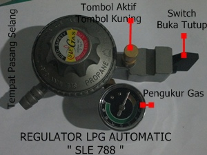 "Regulator ""SLE 788 """
