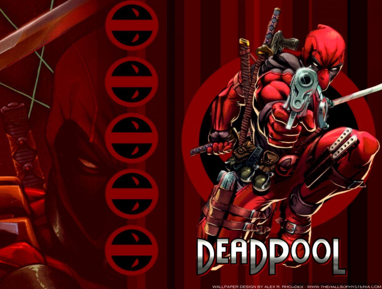 Deadpool Game Wallpaper Desktop High Definitions Wallpapers