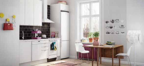 Koleksi Desain Dapur Skandinavia Dari Marbodal