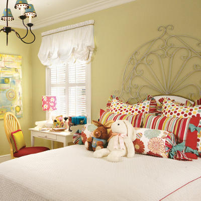 Luxury Girls Bedroom Designs on Style Interior Design  Little Girls Room