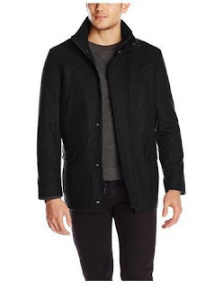 Kenneth Cole REACTION Classic Barn Coat
