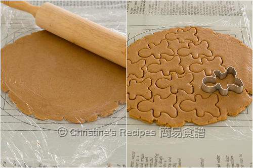 How To Make Gingerbread Men02