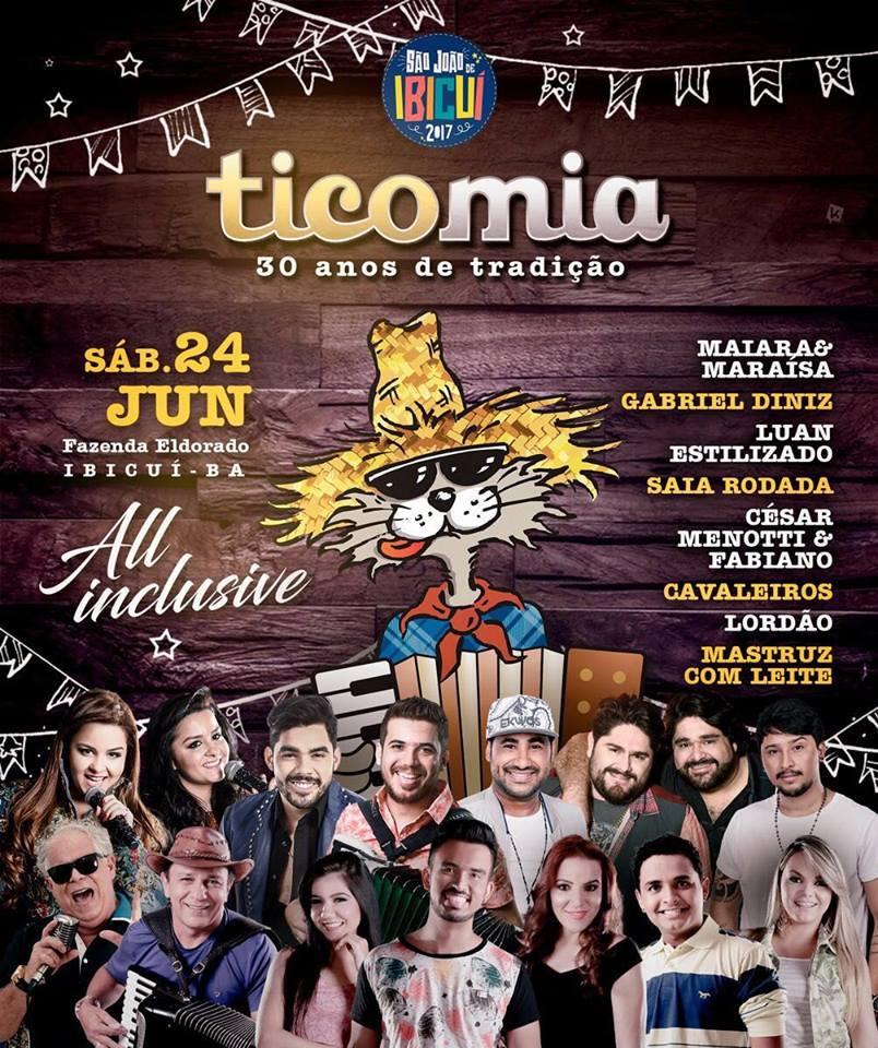 TICOMIA - 30 ANOS DE TRADIÇÃO