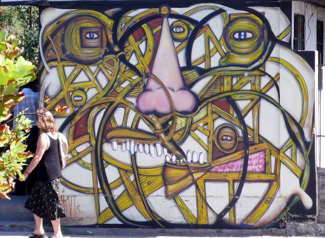 street art santiago de chile maipu graffiti arte callejero