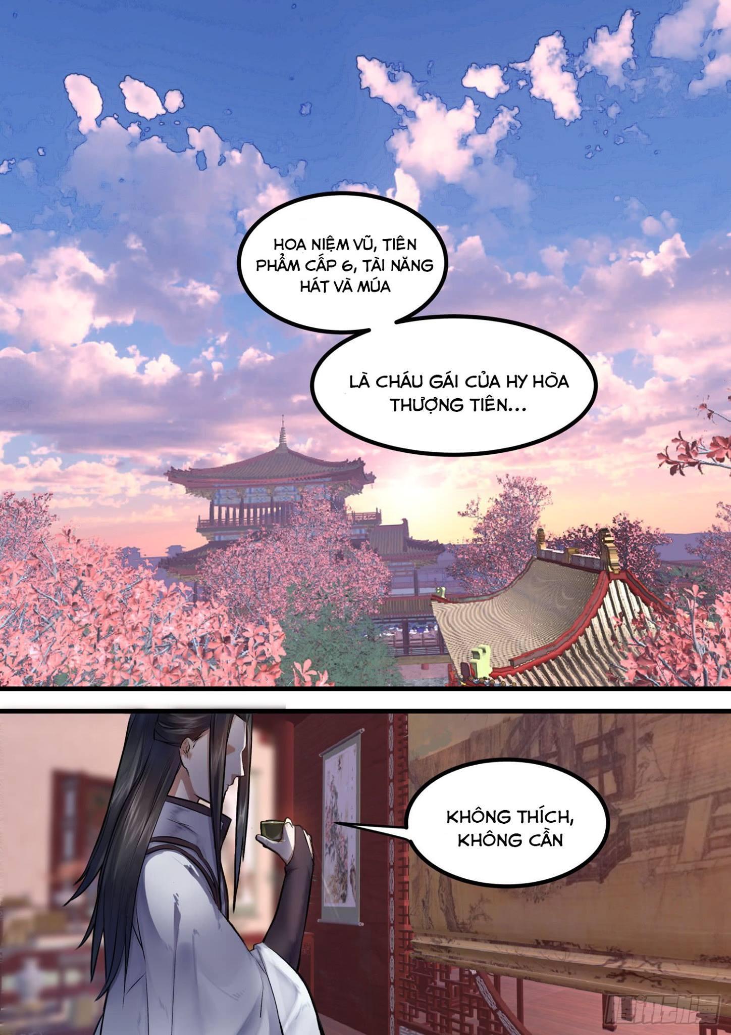 Tiên Giới Hưu Phu Chỉ Nam Chap 4 - Next Chap 5