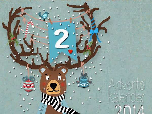 Lila-Lotta Adventskalender 2014 - Türchen Nr. 2