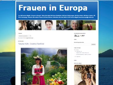 FRAUEN IN EUROPA