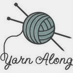 Yarn Along at Small Things