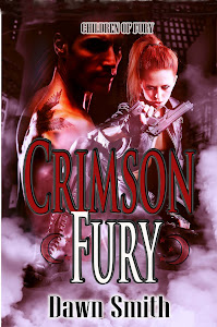 Crimson Fury by Dawn Smith