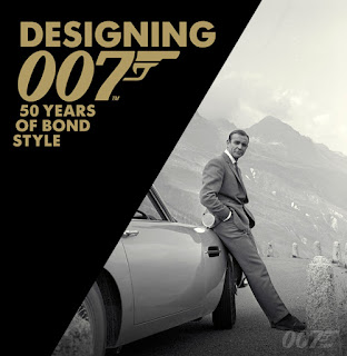 Designing 007: 50 años de James Bond