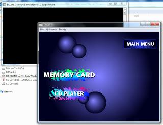 Emulator PS 1 PSx Untuk PC Terbaru