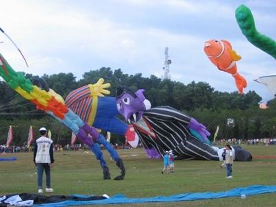 festival layang layang