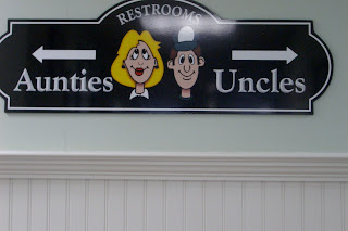 Bathroom Blogfest 2011: Uncle Bill's Pancake House
