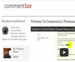 CommentLuv Premium review