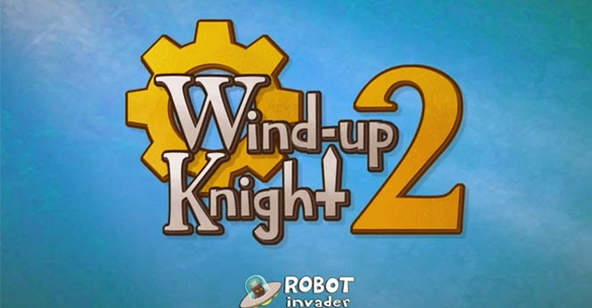 Wind-up Knight 2 Apk v1.09 + Data Mod [Full / Completo]