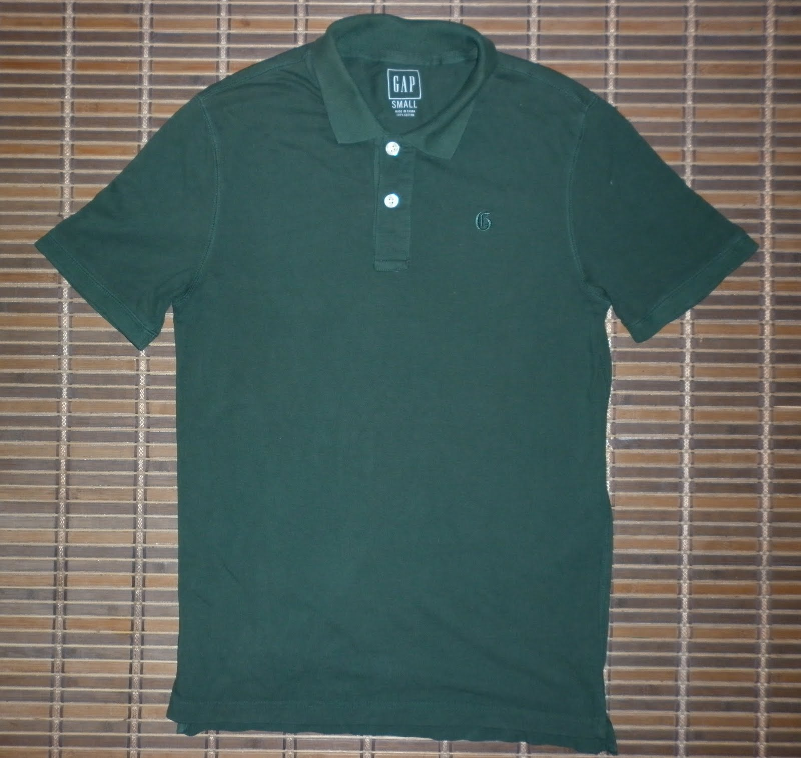 Bundle ofnever gap polo shirt sold for What stores sell polo shirts