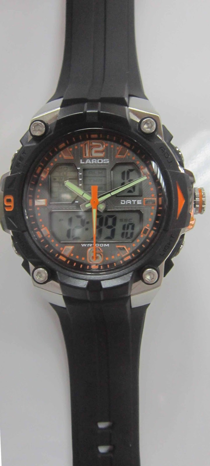 Архив Есть такая марка: Laros Другие часы. подскажет где сейчас купить их можно? нужна спортивная модель LAROS PB-006