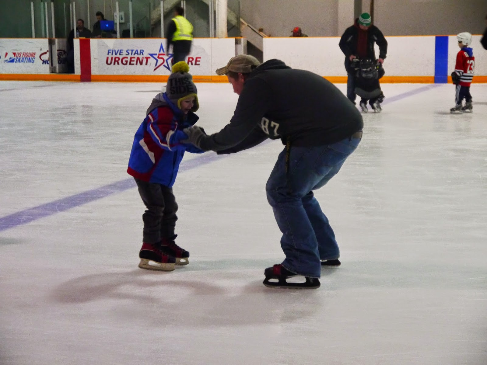 Tips on Ice Skating with Kids