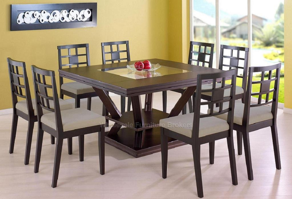 Dining room ideas dining room table sets for Dining table set