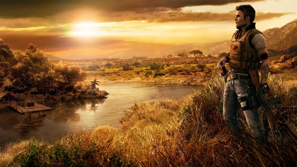 Far Cry HD & Widescreen Wallpaper 0.500397151778304