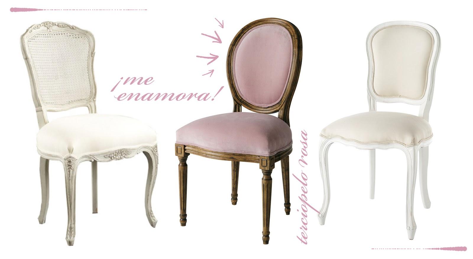 Sillas tapizadas modernas muebles silla byblos ii sillas for Sillas isabelinas tapizadas modernas