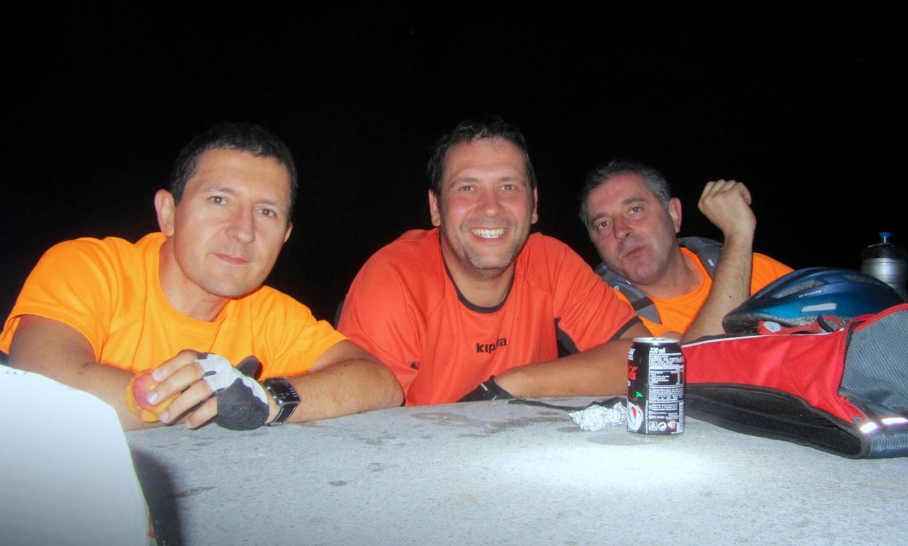 VI Ruta MTB Nocturna 2014 Alfonsoyamigos