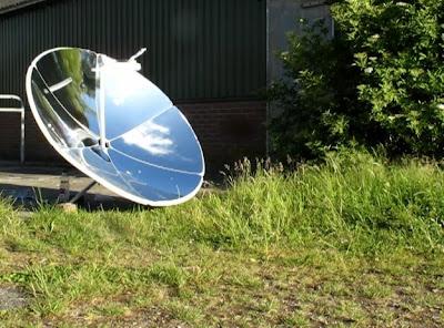Solar koken
