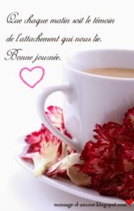 Sms d'amour matinal