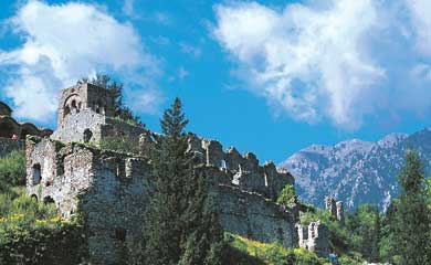 Mystras: The last haven of Byzantine civilization