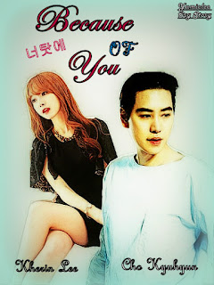 Because of You - part 1 ff nc kyuhyun super junior