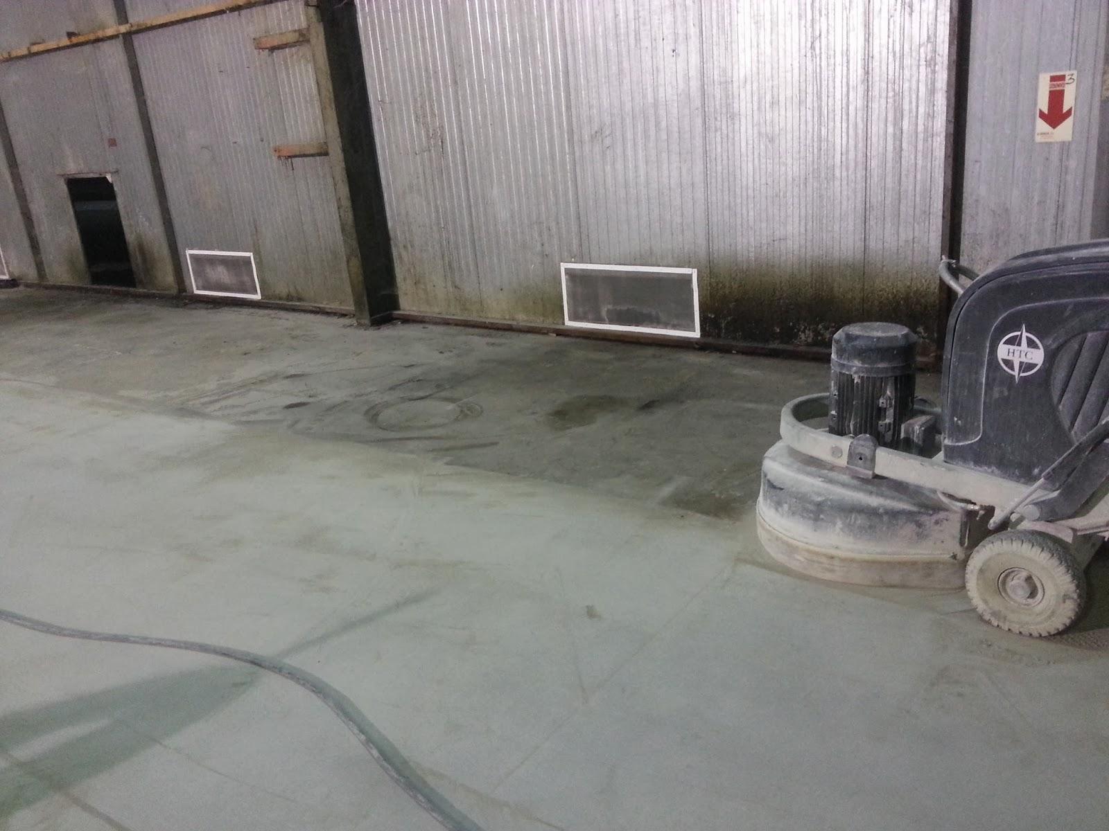 Pulir hormigon seco materiales de construcci n para la for Pulidora de hormigon